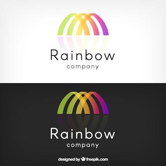 Logo de arcoiris