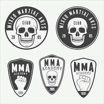 Logo de artes marciales mixtas