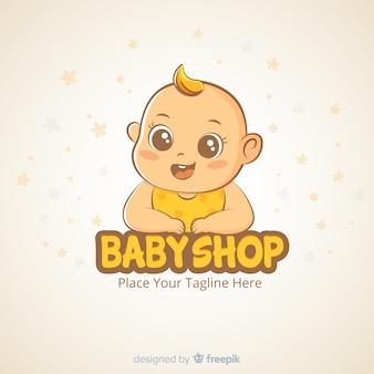 Logo de bebé