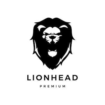Logo de cabeza de león