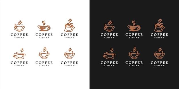 Logo de cafe logo