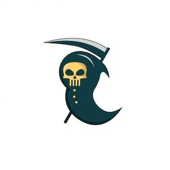 Logo de calavera