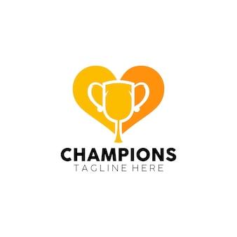 Logo de campeones