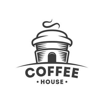 Logo de la casa de café