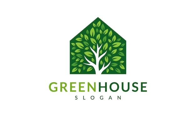 Logo de la casa verde