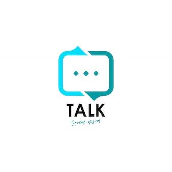 Logo de charla