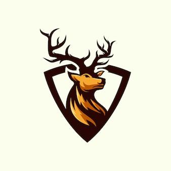 Logo de ciervos