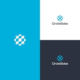 Logo de circleglobe