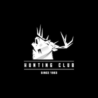 Logo club de caza