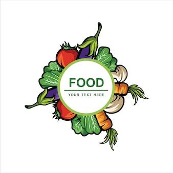 Logo de comida