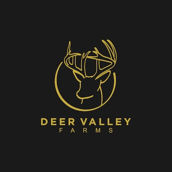 Logo de deer valley
