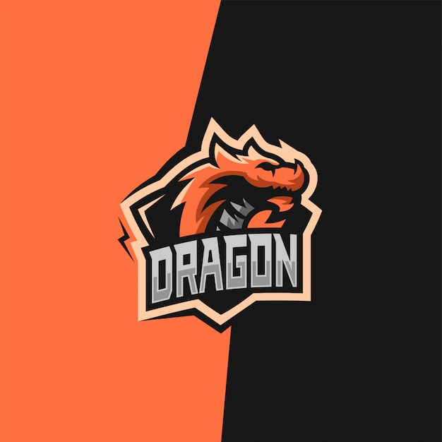 Logo de dragon