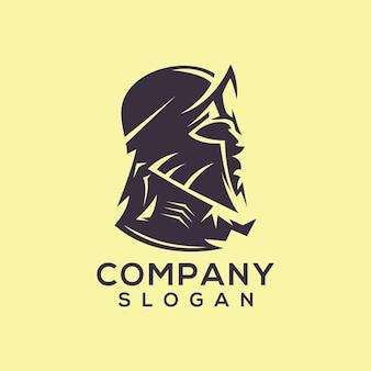 Logo espartano