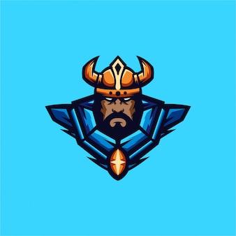 Logo de guerrero