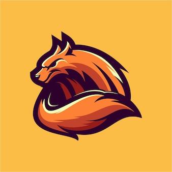 Logo de lobo