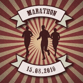 Logo maratón