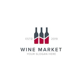 Logo del mercado del vino