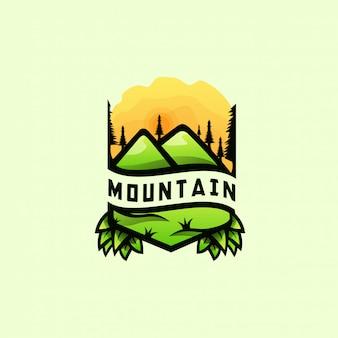 Logo de montaña