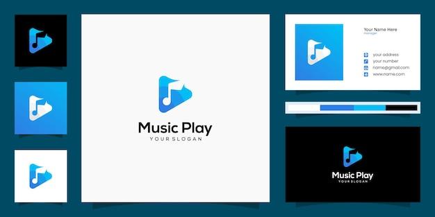 Logo de musica moderna