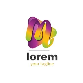 Logo de música moderno