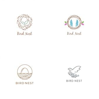 Logo de nido