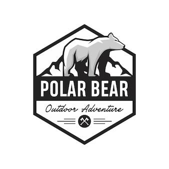 Logo del oso polar