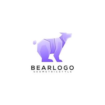 Logo de oso