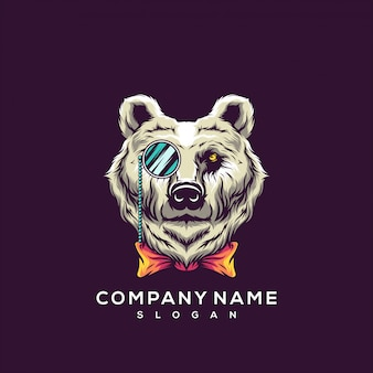 Logo del oso