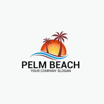 Logo palm beach