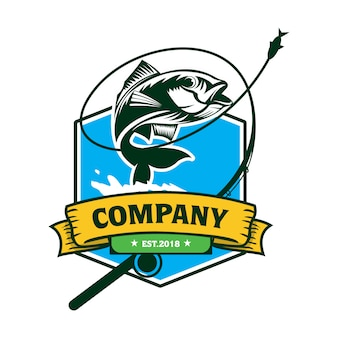 Logo de pesca