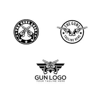 Logo de la pistola