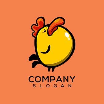 Logo de pollo