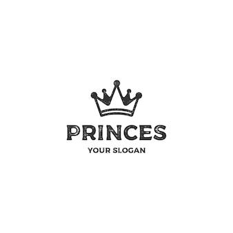 Logo de los príncipes de la corona