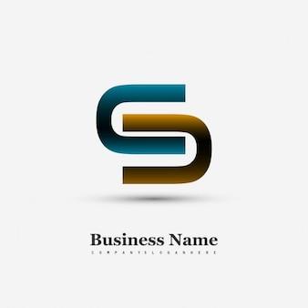 Logo de símbolo s