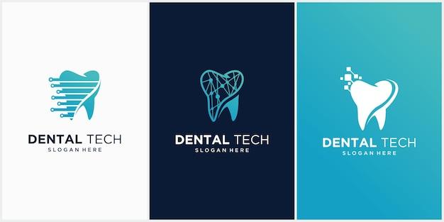 Logo tecnologia dental