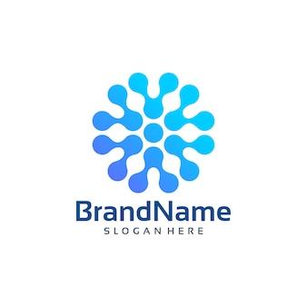 Logo de tecnologia