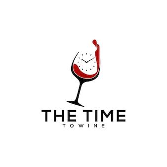 Logo de tiempo