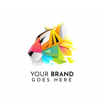 Logo de tigre