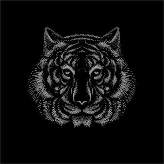 El logo del tigre