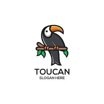 Logo de tucán