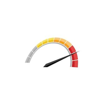 Logo de velocidad