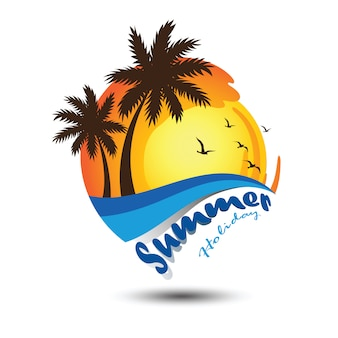 Logo de verano