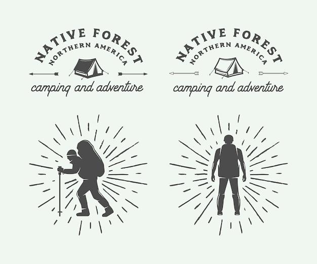 Logos de aventura