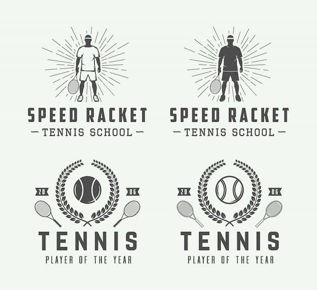 Logos de tenis