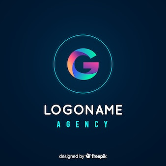 Logotipo abstracto