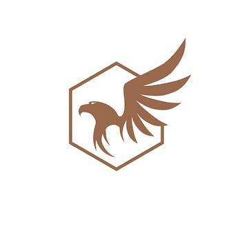 Logotipo de águila