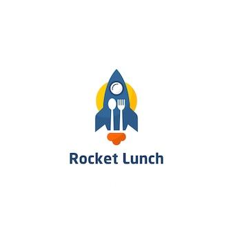 Logotipo del almuerzo