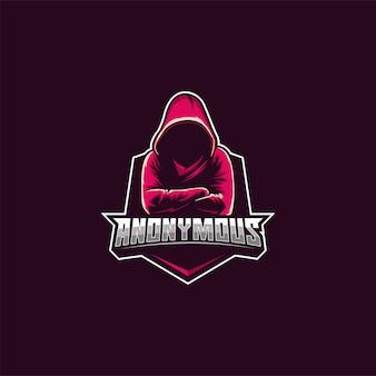 Logotipo anónimo