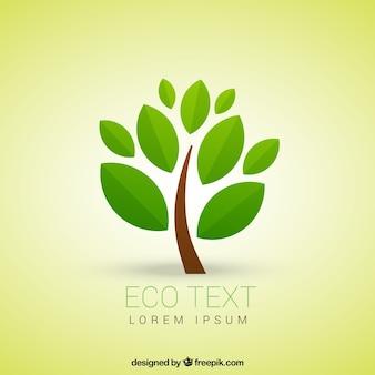 Logotipo del árbol
