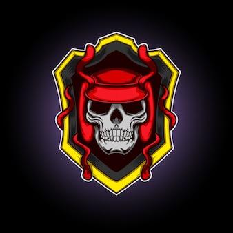 Logotipo de artes marciales de boxeo